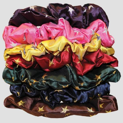 Equetech Junior Stars Scrunchie